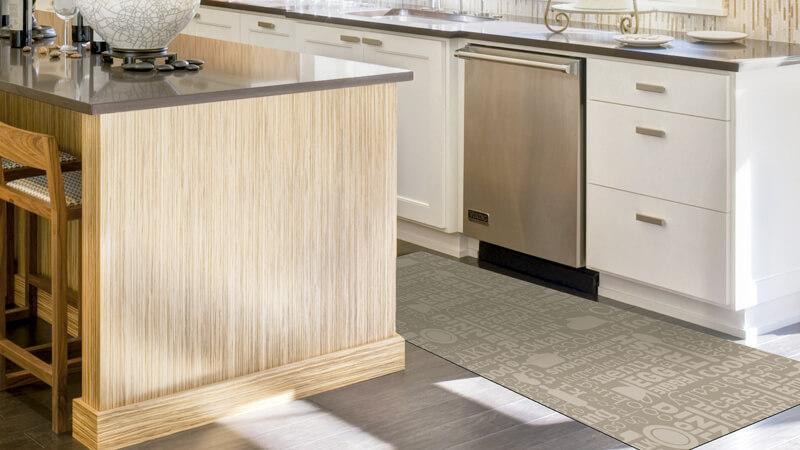 alfombras de cocina gourmet