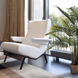 Plantas artificiales para decoración de interiores