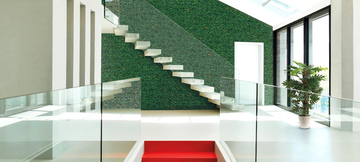 como instalar un jardin vertical