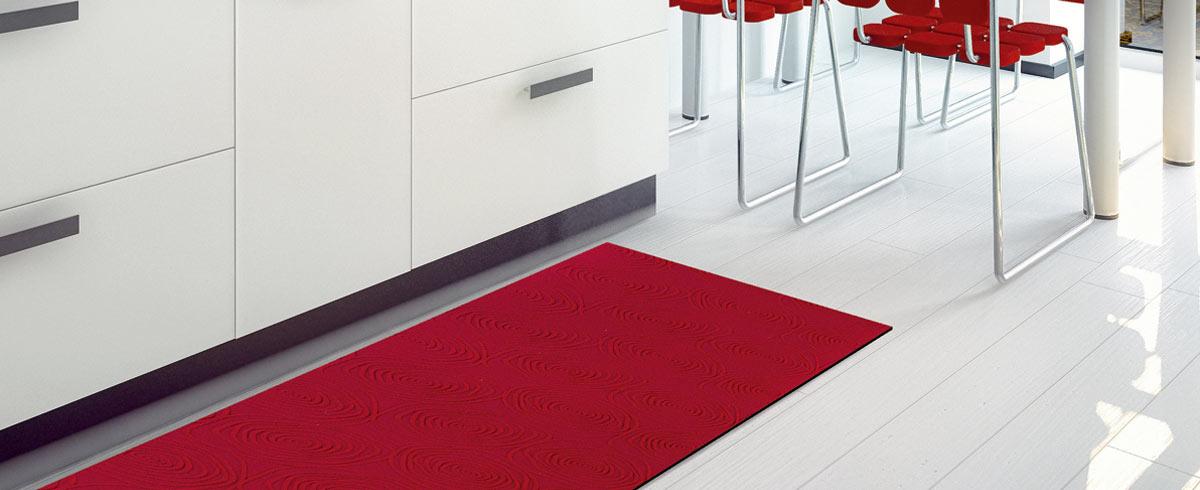 alfombras a medida para la cocina