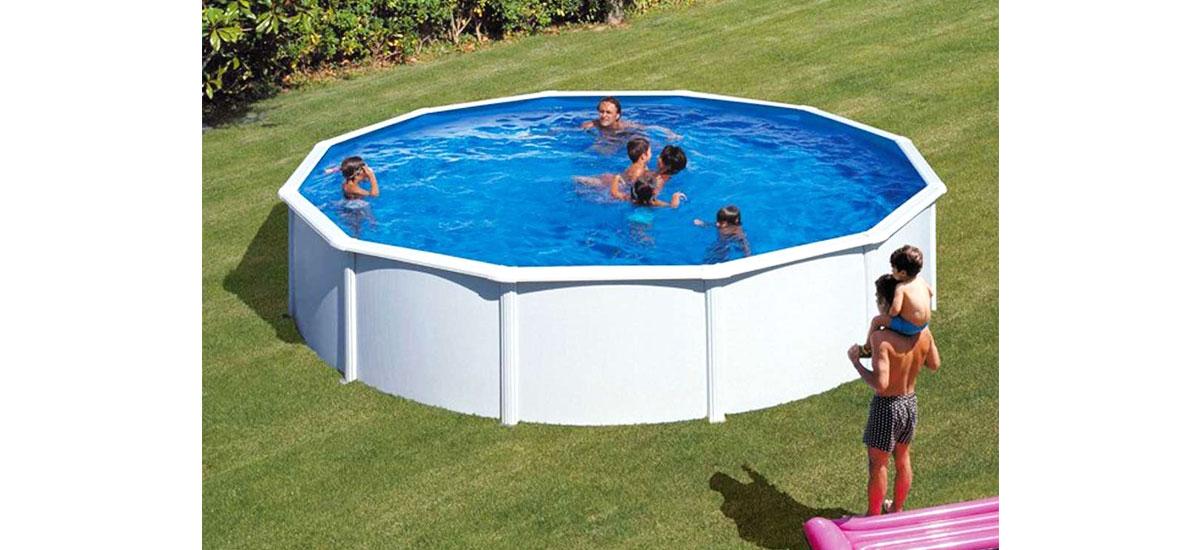 Mójate este verano con las piscinas desmontables