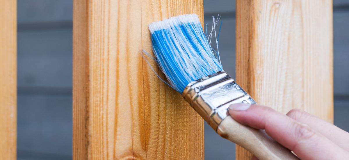Aprende a tratar la madera en el exterior