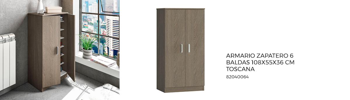 Optimiza espacio con armarios pequeños 2