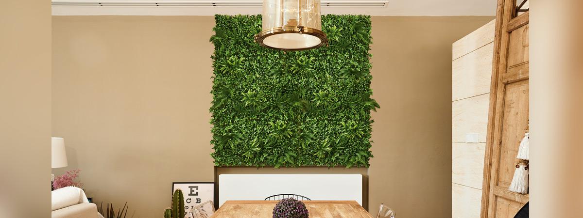 Renueva la decoración de tu pared este verano