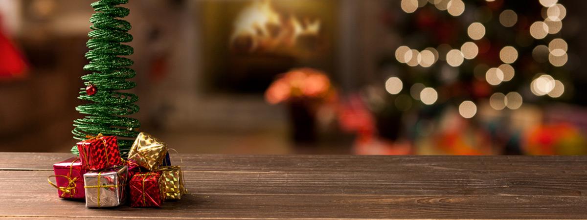 Otras alternativas al árbol de navidad tradicional