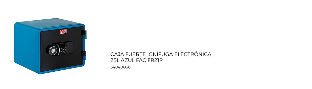 caja fuerte electrónica 64040036 deco and lemon