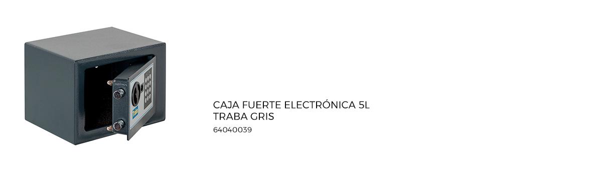 caja fuerte electrónica 64040039 deco and lemon
