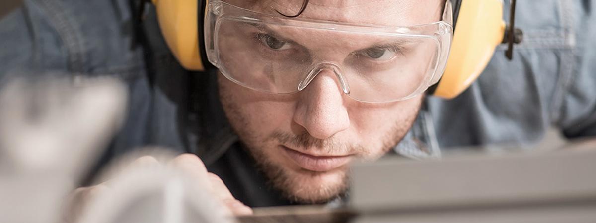 Gafas de protección en bricolaje, un EPI imprescindible