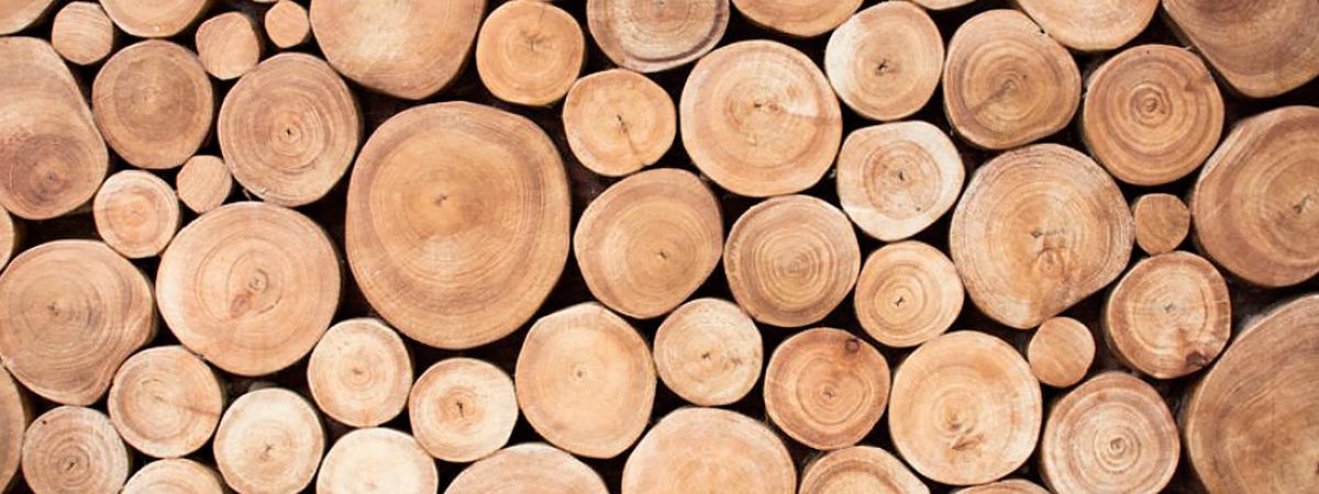 Un leñero, una solución decorativa para tu hogar y tu madera