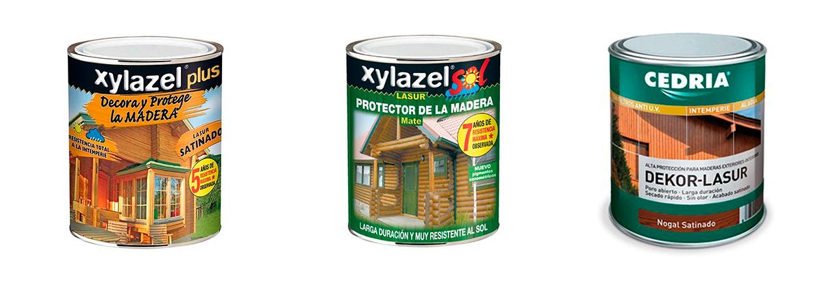 Protector madera