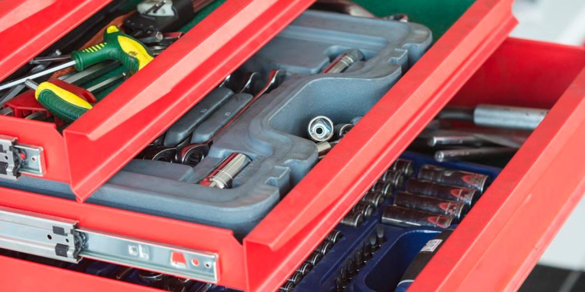 Una caja de herramientas completa, ¿qué debe tener?