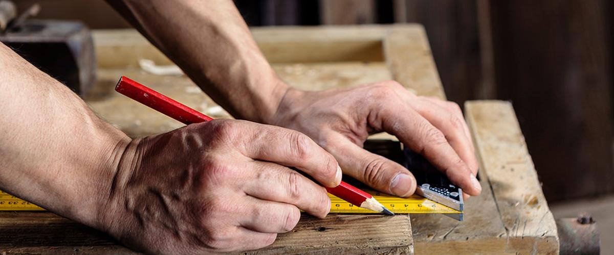 Bricolaje en casa, cómo hacer muebles con madera reciclada