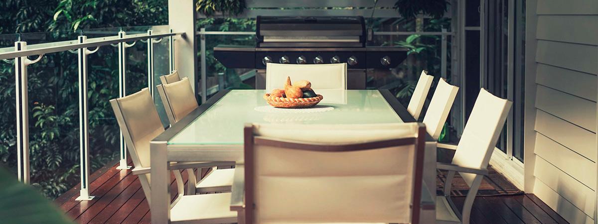 Los pasos para crear un comedor de exterior excelente